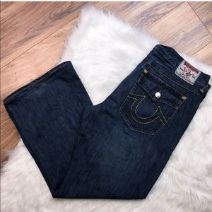 Men's true religion 40x33 jeans